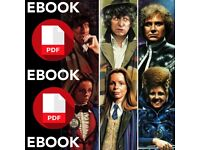 COMPLETE Doctor Who Virgin Missing Adventures PDFs