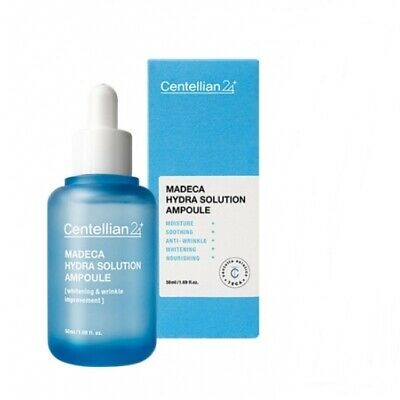 Centellian 24 MADECA HYDRA SOLUTION AMPOULE 50ml Moisture Soothing Anti-wrinkle