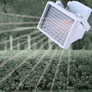12V 96 LED Night Vision IR Infrared Illuminator Light Lamp for CCTV Camera AU