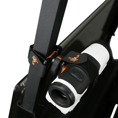 NEW Frogger Rangefinder Catch Latch It Magnetic Strap Golf Cart Attachment