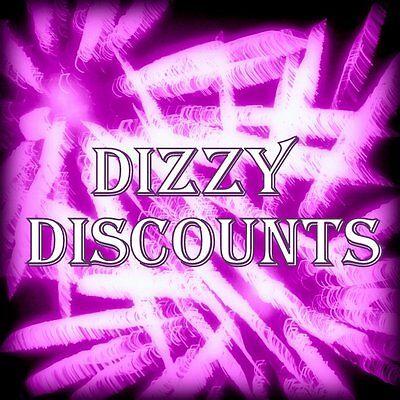 Dazzling Dizzy Discounts