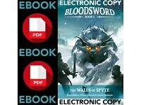 PDF eBook - The Walls of Spyte - Bloodsword 5 - Dave Morris / Oliver Johnson / Jamie Thomson