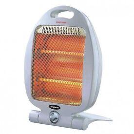 Small Halogen Heater - auto shut off