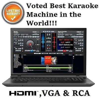 Best Karaoke Machine Karaoke Computer Laptop Professional System Best