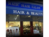 Qualified & experienced female hairdresser Camden, London - NW5 4ED