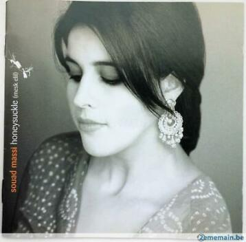 "Souad Massi: 3 albums CD (dont double CD ""O Houria"")"