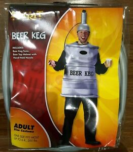 Spirit Halloween Beer Keg Costume