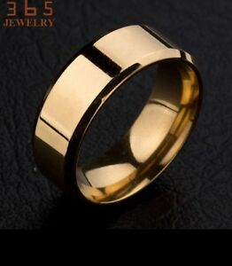 GIVE YOUR OFFERS GOLD RING UNISEX