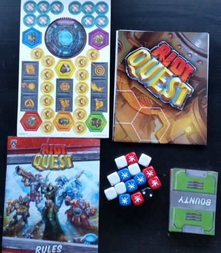 Riot Quest Rules and Cards Privateer Press Warmachine