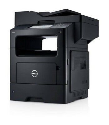 New Dell B3465dn Mono Laser Multifunction Printer Dell P/N: 4GR6V  Free Shipping Multifunction Mono Laser Printer