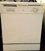 Great Condition Whirlpool Dishwasher ($40 OBO)