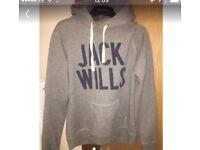 Ladies Jack Wills Hoodie Size 14