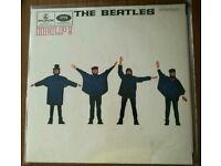 BEATLES: HELP! VINYL ALBUM