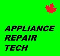 APPLIANCES REPAIR TECHNICIAN  ( 647-389-2206 )