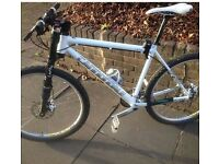 Cannondale lefty mountain bike