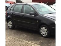 Volkswagen Polo S 2003 5dr