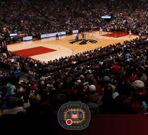 Raptors vs. Wizards - Nov 23 - Lower Bowl OVO night