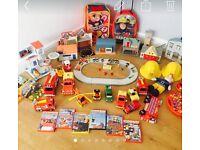 HUGE Fireman Sam Toy Bundle