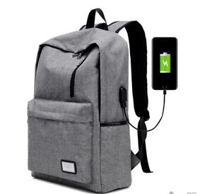 BACK TO SCHOOL Chargeable pack backs