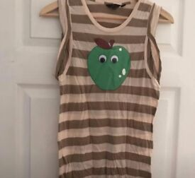 Mulberry Vest top size XS (roughly UK 8-10)