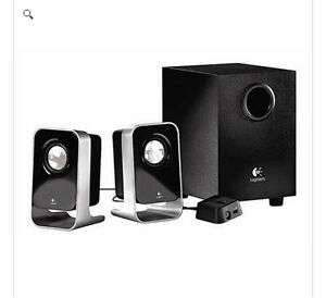 Logitech multimedia speakers Largs Bay Port Adelaide Area Preview