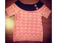Ladies Cropped Jumper - Size 12