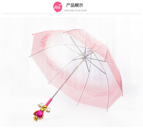 Sailor Moon Pink Umbrella Cosplay gift