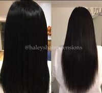 HAIR EXTENSIONS! Mobile service available