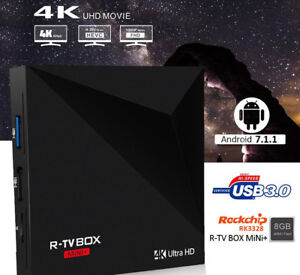 Android  7 TV Boxes for $110, $125, $145, $170, & $245-ALL 4K!!