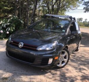 2011 Volkswagen 2L GTI Turbo Manual Hatchback