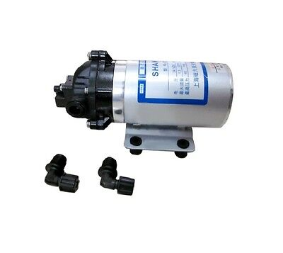 24v Mini Diaphragm Water Pump Boost Water For Marinervboats Dp-125