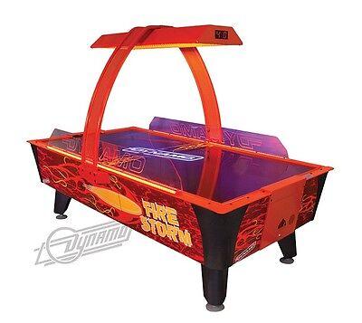 Valley-Dynamo® Home Firestorm 8' Air Hockey Table Heavy-Duty w/ FREE Shipping