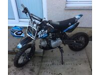 Welsh Pit Bike Boyo 110cc for sale