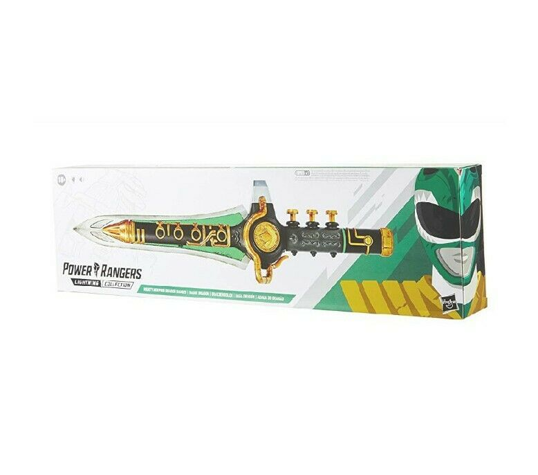 Power Rangers Lightning Collection Mighty Morphin Dragon Dagger (Green Ranger)