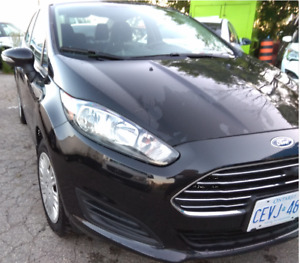 ONLY $8000 - 2014 Ford Fiesta SE-CLEAN TITLE- automatic 89km