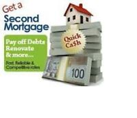 2nd MORTGAGES !! NO CREDIT CHECK OR INCOME VERIFICATION.