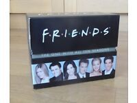 Friends DVD box set - The one with all ten seasons