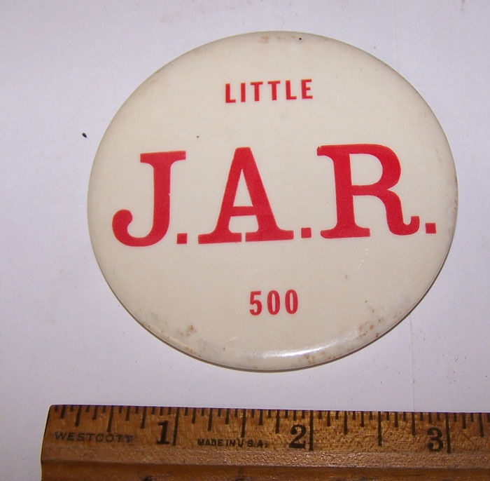 Vintage LITTLE 500 JAR Bloomington Indiana University IU