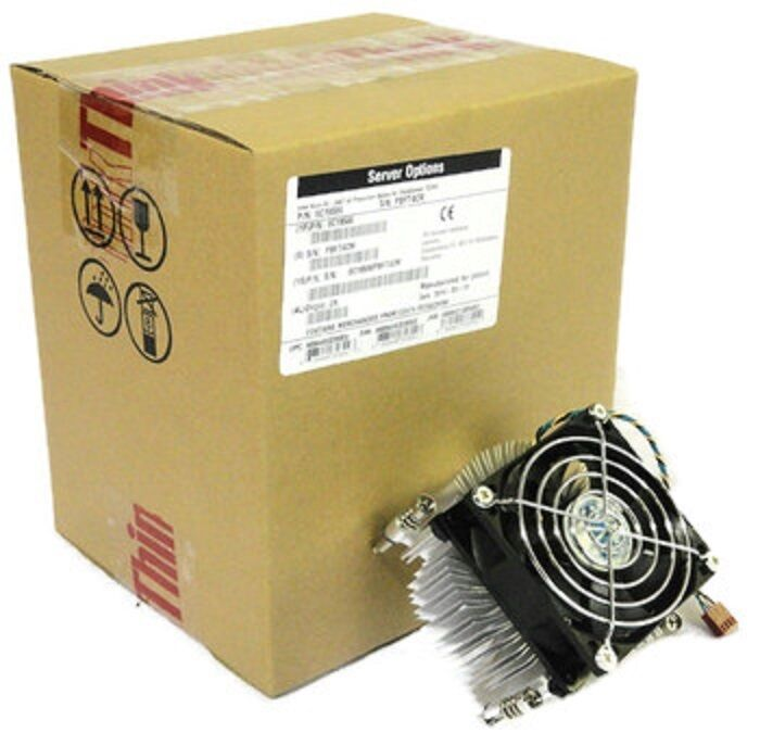 New Genuine Lenovo Thinkserver TD340 Heatsink and Fan Assembly 03X4337
