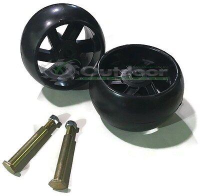 2 PK Mower Deck Wheels Bolts 174873 133957 193406 532174873 for Husqvarna Poulan Mower Wheel Bolt