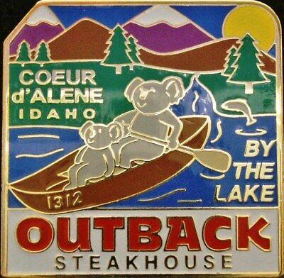 A6056 Outback Steakhouse Coeur d'Alene, Idaho - Koala