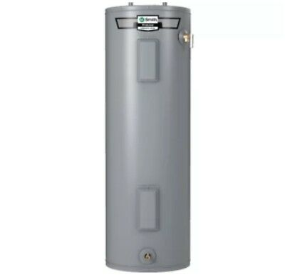 "A.O. Smith 50-Gallon Medium Electric Water Heater 23"" D x 50"" H"