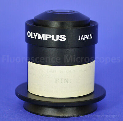 Olympus Darkfield Oil Condenser Dcw 1.4-1.2 For Bh And Bx Series Microscopes
