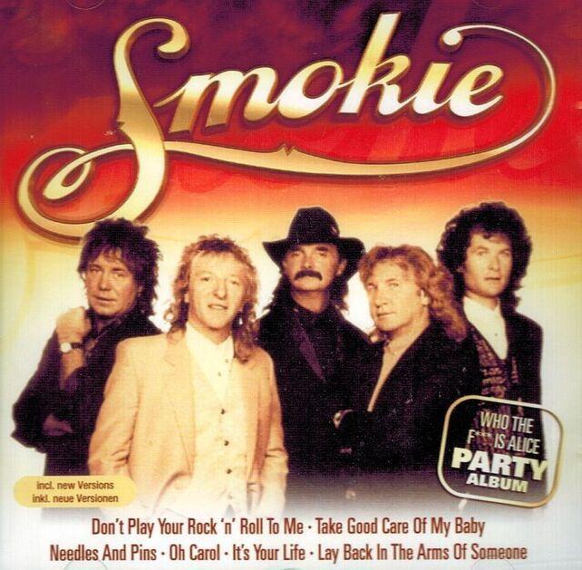 CD NEU/OVP - Smokie - Who The F*** Is Alice - Party Album