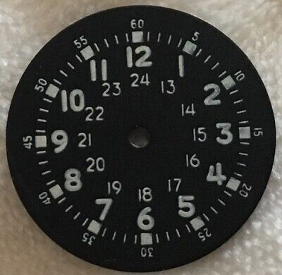 NOS  Waltham A17 Military Watch Dial