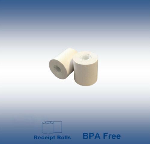 Taxi Cab BPA free Thermal Paper Rls/Pulsar&Centrodyne 38mm x 50