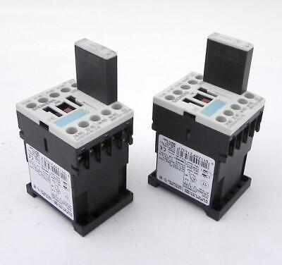 Siemens Contact Block Relay 3rh1131-1bb40 2