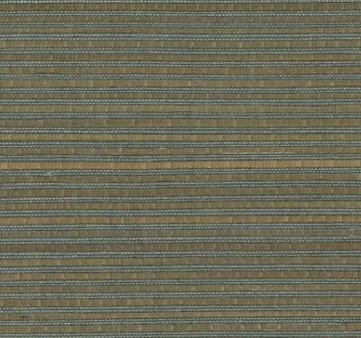 Blue & Brown Sisal & Bamboo Grass Grasscloth Wallpaper - Double Roll  SBG216 Bamboo Grass Cloth Wallpaper