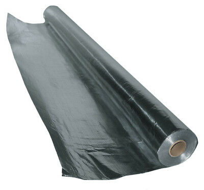 250 Sqft Radiant Barrier Grow Room Reflective Solid Mylar Insulation Waterproof