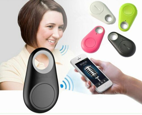 Smartphone Smart Bluetooth Tracer Locator Tag Alarm Wallet Key Pet Dog Tracker